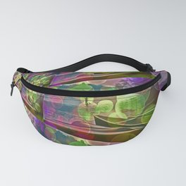Silent Peace Fanny Pack