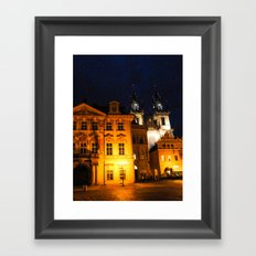 PRAGUE 2 Framed Art Print