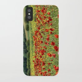 Poppies, Poppies, Poppies iPhone Case