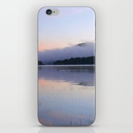 Tranquil Morning in the Adirondacks iPhone Skin