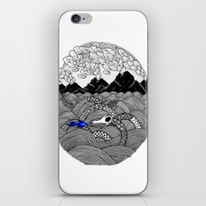 Leviathan iPhone Skin