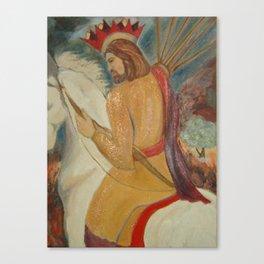 Christ Triumphant Canvas Print