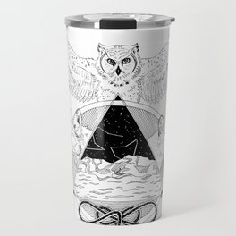 Against the Coast Travel Mug