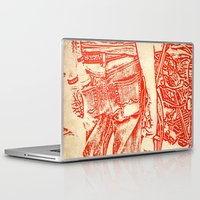 coke Laptop & iPad Skins featuring Coke in pocket by Fernando Vieira