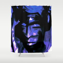 Mystic Oracle Shower Curtain