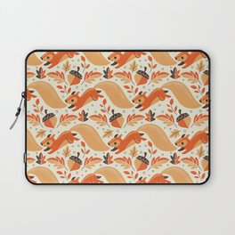 Adorably Squirrely Laptop Sleeve