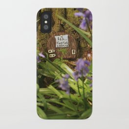 Fairies sleeping iPhone Case