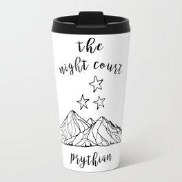 the night court II Travel Mug