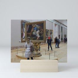 Daniele da Volterra - David and Goliath Mini Art Print