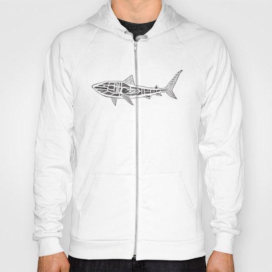 Shark Twist Hoody