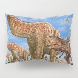 Dinosaurs Jurassicm Pillow Sham