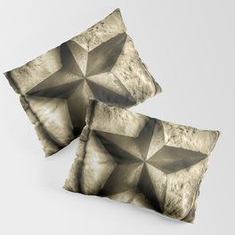 Texas Lone Star - 4 Pillow Sham