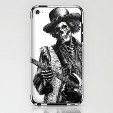 The Legend of Guitarist iPhone & iPod Skin