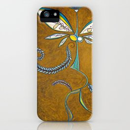Natural Beauty V iPhone Case