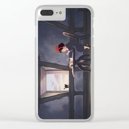 Kiki's Delivery Service Clear iPhone Case
