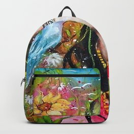 """Nature's Guidance"" Backpack"