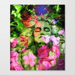 New Earth Rising Canvas Print