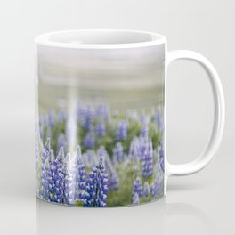 Iceland in Bloom Coffee Mug