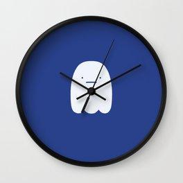 little ghost Wall Clock