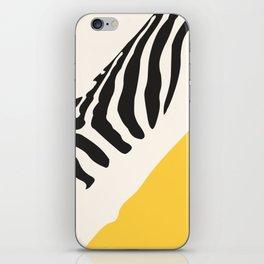 Zebra Abstract iPhone Skin