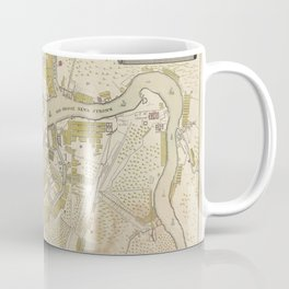 Saint Petersburg 1737 Coffee Mug