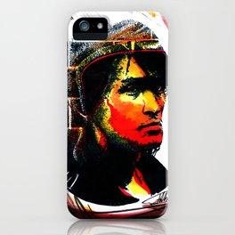 Tsoi is alive (Kino ) iPhone Case