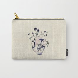 Garden of Flowers growing in my heart Carry-All Pouch