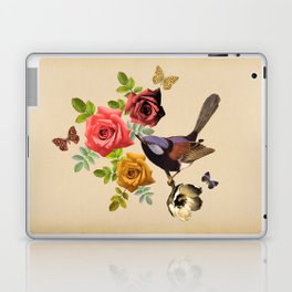 Song Bird 4 Laptop & iPad Skin