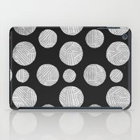 polka iPad Cases featuring polka by spinL