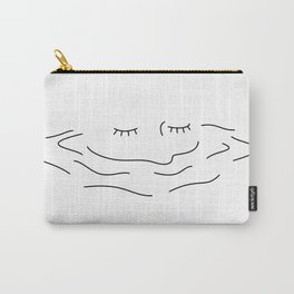 Full of Tears Carry-All Pouch