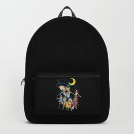 Sailor Girl Backpack