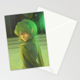 Zelda: Saria Stationery Cards