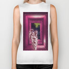 Angel of Bristol (PINK) Biker Tank