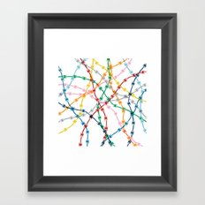 Trapped New Framed Art Print
