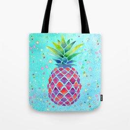 Pineapple Crush Tote Bag