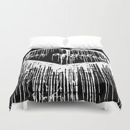 I Heart L.A. Duvet Cover