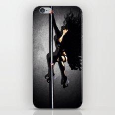 Private Dancer (blk/white) iPhone & iPod Skin
