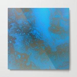 Blues 782 Metal Print