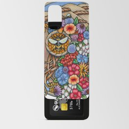 Beatrix Bee Queen by Bobbie Berendson W Android Card Case