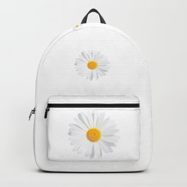 chamomile daisy Backpack