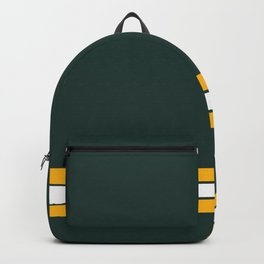 Green bay graphic Backpack