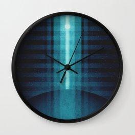 Uranus - Uranian Rings Wall Clock