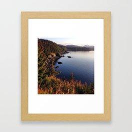 Fort Abercrombie Framed Art Print