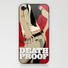 D.P.#01 iPhone & iPod Skin
