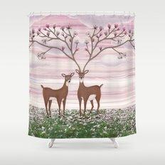magnolia deer