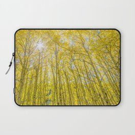 Nevermind The Trees Laptop Sleeve