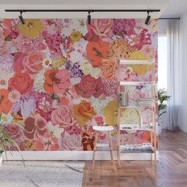 Super Bloom Wall Mural