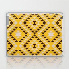 Geometric tribal pattern Laptop & iPad Skin