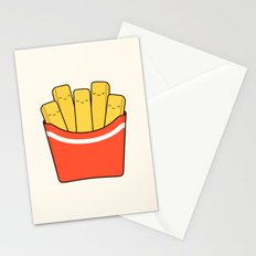 Best Fries Stationery Cards