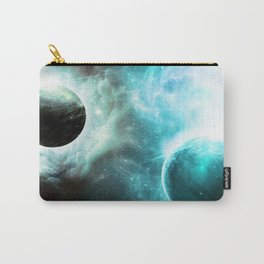 Hopeful Galaxy Carry-All Pouch